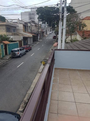 Sobrado Com 200 M² - Rudge Ramos - São Bernardo Do Campo/sp - So0760