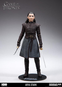 Action Figure Arya Stark - Game Of Thrones Mcfarle Toys 2019