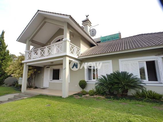 Casa Com 3 Dormitórios À Venda, 277 M² Por R$ 960.000 - H.velho/são Jorge - Novo Hamburgo/rs - Ca2461
