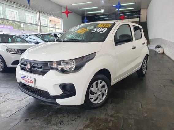 Fiat Mobi Easy - 2018 -