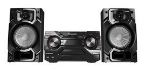 Mini System Sc-akx220lbk, 2 Usb, Bluetooth, 450w - Panasonic