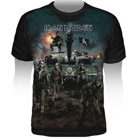 Iron Maiden - Camisa A Matter Of Life And Death