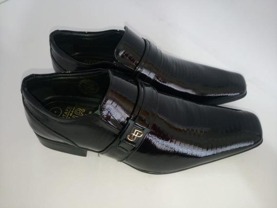Sapato Social Jota Pe Phoenix - Maanaim Calçados