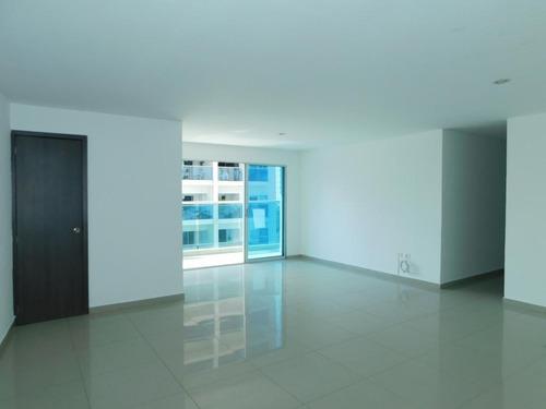 Imagen 1 de 14 de Apartamento En Arriendo, Manga - Cartagena.
