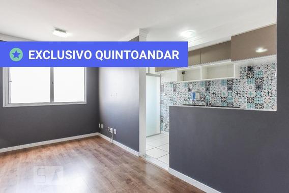 Apartamento No 20º Andar Com 2 Dormitórios E 1 Garagem - Id: 892982388 - 282388