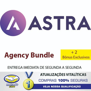 Astra Pro Agency Bundle + Licença Para 3 Sites + Lifetime