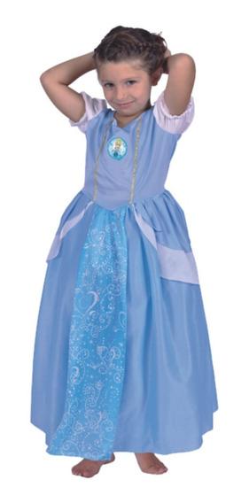 Disfraz Princesas Disney Cenicienta Newtoys Mundo Manias