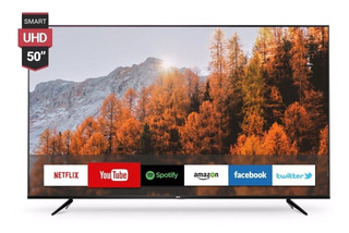 Smart Tv Led 50 Rca 4k Ultra Hd Youtube Netflix