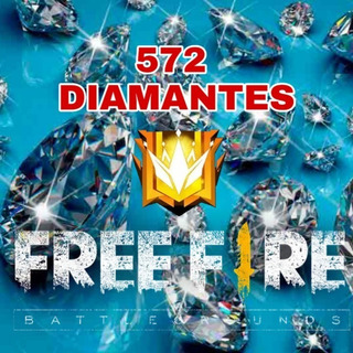 Recarga 572 Diamantes Free Fire