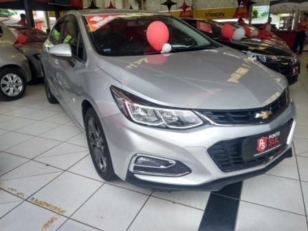 Chevrolet Cruze Lt 1.4 16v Ecotec (aut) (flex) Flex Automá