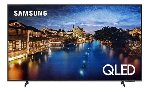 "Imagem 1 de 4 de Smart TV Samsung QN50Q60AAGXZD QLED 4K 50"" 100V/240V"