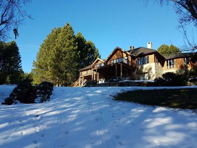 Alquiler-casa-chapelco Golf-s. Martin De Los Andes-patagonia