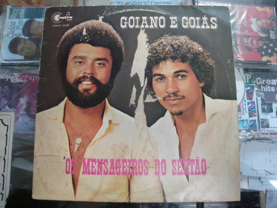 Lp Goiano E Goiás Os Mensageiros Do Sertão