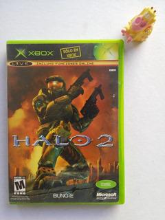 Halo 2 Xbox Clásico Garantizado * Mundo Abierto Vg *