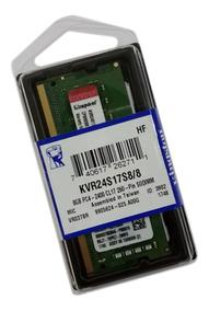 Memória Kingston 8gb 2400mhz Ddr4 Notebook Laptop