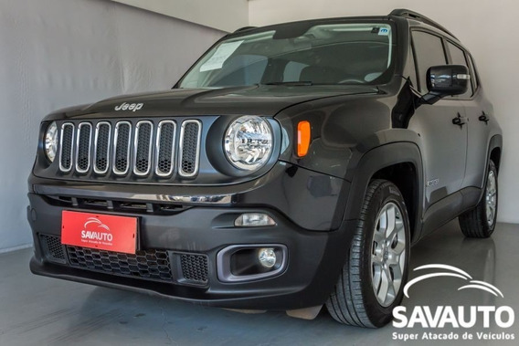 Jeep Renegade Longitude 1.8 4x2 Flex 16v Aut.