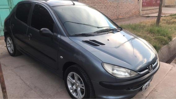 Peugeot 206 1.6 Xr Premium 2007