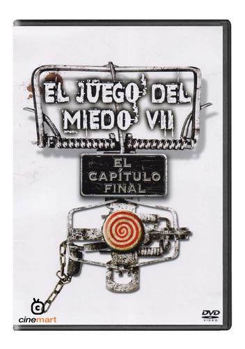 Saw Vll El Capitulo Final Pelicula Dvd