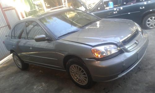 Honda Civic Ano 2003 Motor 1.7 Só Peças