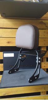 Sissybar Boneville T120 Marrom V2 Custom+frete+brinde