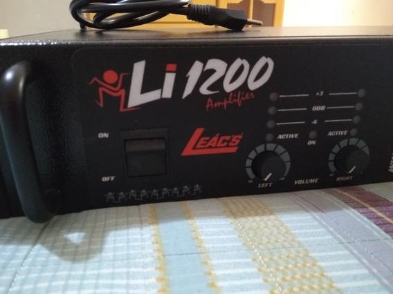 Amplificador Li 1200 Leac