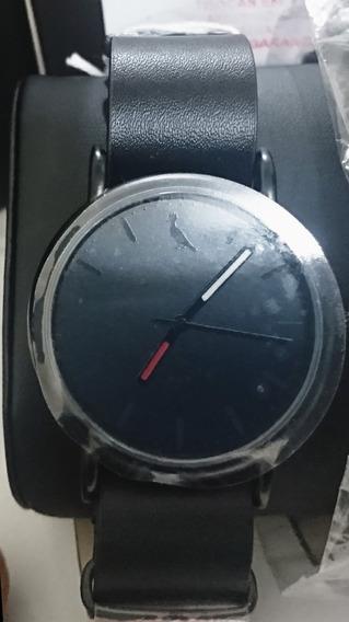 Relógio Masculino Reserva Re2035af/t2p + Pulseira Extra