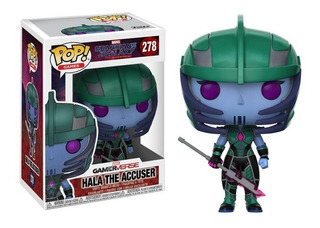 Funko Pop Games #278 Guardians Galaxy Hala Accuser Nortoys