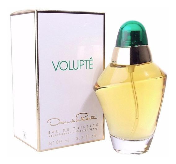 Perfume Oscar De La Renta Volupté Edp 100ml - L A C R A D O