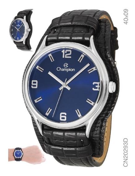 Relógio Analógico Unisex Social Champion Cn20293d