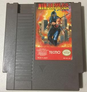 Ninja Gaiden Para Tu Nintendo Nes.