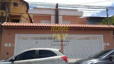 Sobrado Residencial À Venda, Vila Paulista, Guarulhos. - So0260