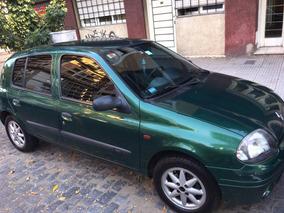 Renault Clio 2 Rtd 1.9 Diesel Muy Bueno A/a