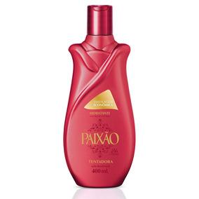 Hidratante Desodorante Corporal Paixão Tentadora 400ml Paixã