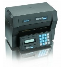 Impressora De Cheques Matricial Elgin