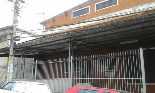 Galpão À Venda, 1400 M² Por R$ 1.360.000,00 - São Mateus - São Paulo/sp - Ga0143