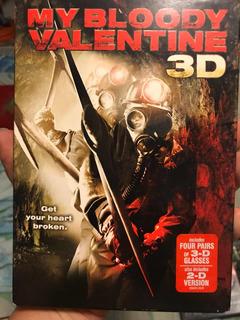 Dvd My Bloody Valentine 3d / Sangriento San Valentin 3d