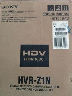 Cámara Profesional Sony Hvr-z1n