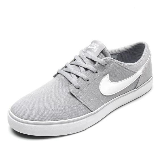 Tênis Nike Sb Portmore Ll Solar Cnvs