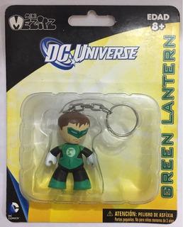 Green Lantern Dc Universe Mini Mezitz Mez-itz Llavero