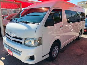 Toyota Hiace 2.7l 15 Pas Tm5 2014 Credito Recibo Auto Financ