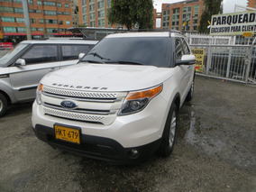 Ford Explorer Limited Xtl 4x2 Tp 3.5cc