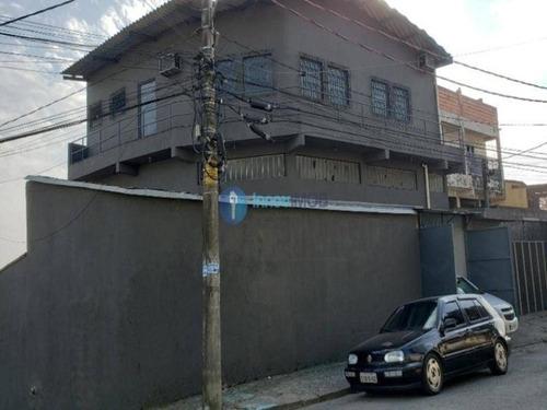 Imagem 1 de 21 de Prédio Comercial 326 M² - Jardim Vila Rica - Santo André/sp - Sl00051 - 34968105