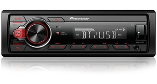 Aparelho Som Bluetooth Pioneer Mvh-218bt Usb Modelo 2019
