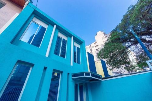 Imagem 1 de 30 de Excelente Prédio Comercial Na Vila Mariana - Confira! - Pr0118