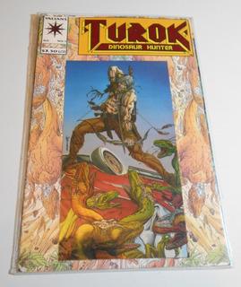 Turok Numero 1 Cazador De Dinosaurios Editorial Valiant Com