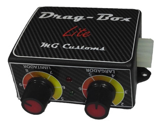 Control De Largada + Limitador Drag-box Lite Mg Customs