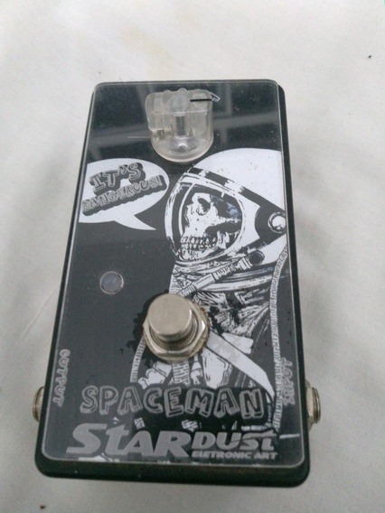 Pedal Boost Spaceman Stardust
