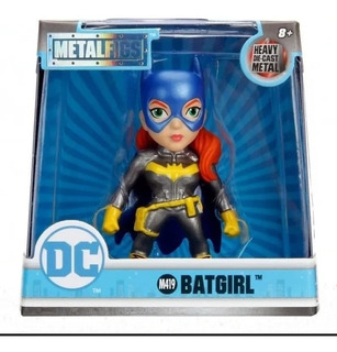 Metalfigs Dc Comics Heroinas X 6. Envio Gratis