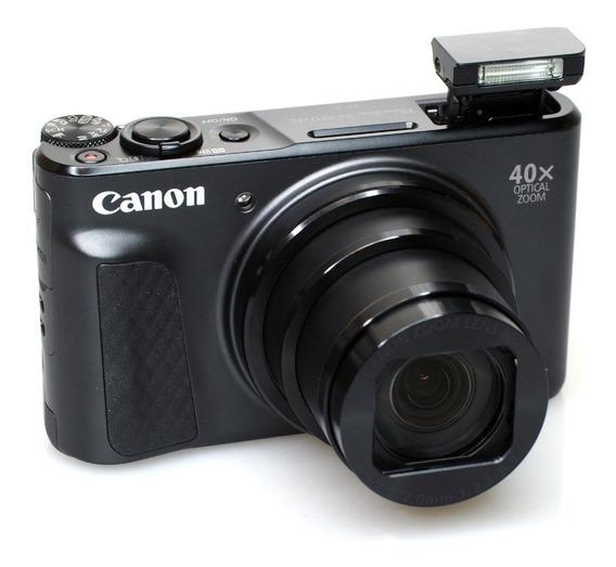 Câmera Canon Powershot Sx730 Hs 20.3mp 40x Zoom