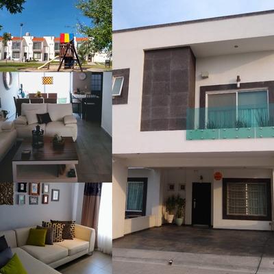 Venta De Casa En Los Lagos, Villa De Pozos. San Luis Potosí.